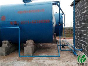 热销大水量养鸡污水处理设备
