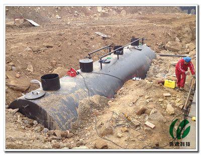 宰鸡污水一体化处理装置——家禽屠宰行业专用设备