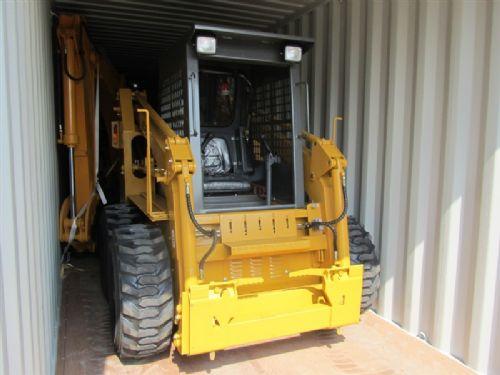 山东全工机械600型专业滑移装载机