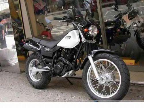 进口雅马哈山叶TW-200摩托车