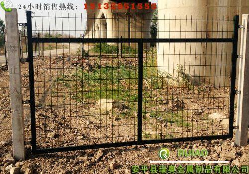 高铁铁路防护栅栏