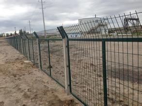 高速铁路两侧铁路封闭栅栏网