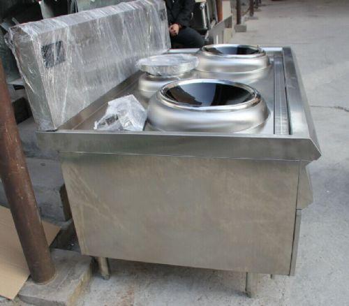 电磁大锅灶 40电磁双眼灶 北京燃气炮台灶