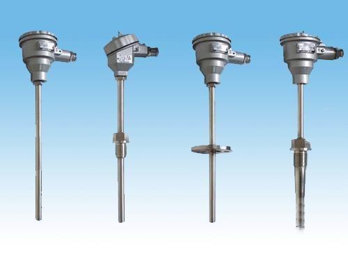淄博温度传感器厂家专业生产热镀锌锅专用热电偶 测强腐蚀介质热电偶