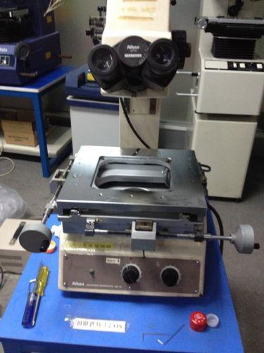 测量仪器-二手尼康工显MM-400 工具显微镜