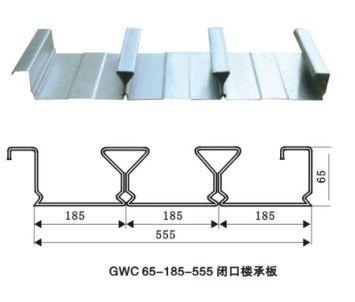 闭口楼承板墙面专用 北京供应楼承板厂家
