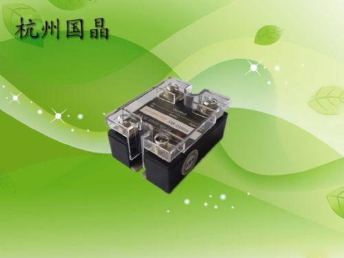 SSR-D4860A固态继电器优质首选杭州国晶-单相固态继电器
