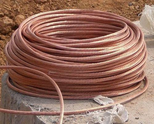 铜覆钢绞线接地材料【铜覆钢绞线价格优惠】