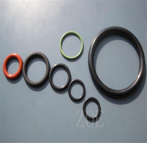 冰箱用高端进口O型圈、黑色圆形密封圈
