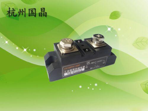 供应杭州国晶工业级固态继电器SSR-H3200ZE