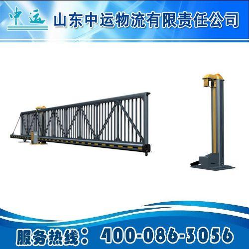 铁路道口专用悬浮门