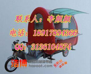 上海小吃车_上海流动式小吃车