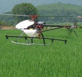 遥控农药飞机 无人遥控农药飞机 六桨无人遥控农药飞机 新型植保