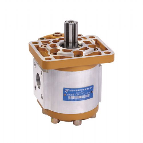 自卸车齿轮油泵CBN-F长源齿轮泵 合肥长源液压