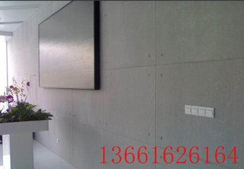 F8美岩水泥板天花板清水混泥土风格装饰水泥板吊顶材料水泥精品装饰