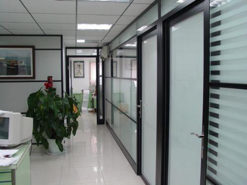 广西区内玻璃高隔间 玻璃隔断安装 选兆拓隔断厂家