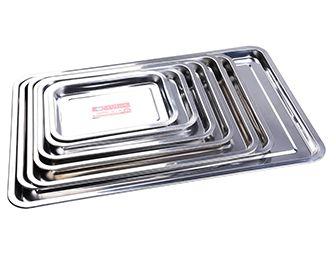 加厚不锈钢方盘_酒店餐具用品_不锈钢方盘生产厂家-天泽五金