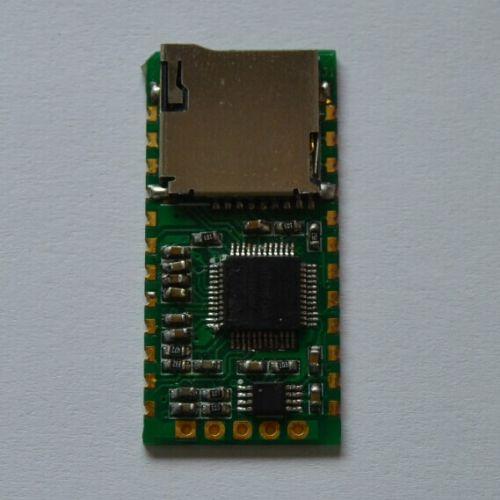 JTT503-16S最小MP3主控方案,录音模块生产 MP3芯