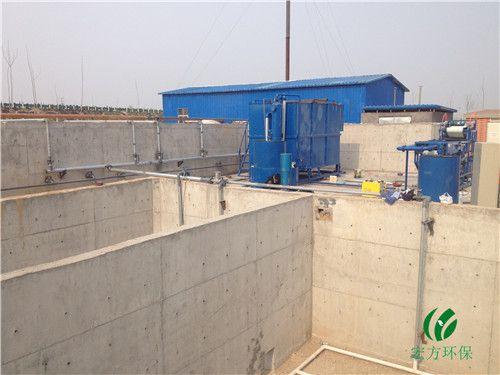 宰牛污水处理一体化设备