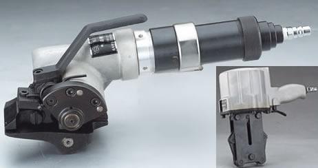 分体式钢带捆扎机_分离式气动捆扎机