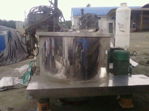 张家港二手1250型下卸料刮刀离心机