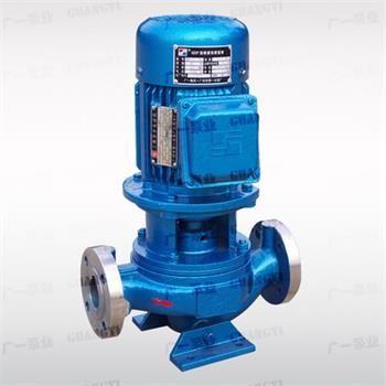 广一离心泵丨变频器在水泵中的节能应用