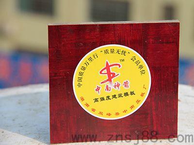 竹胶板 厂家直销 强度高 韧性好 板面平整光滑 易脱模