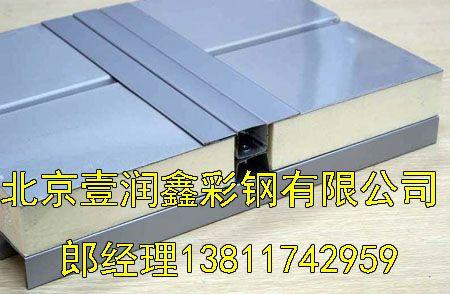 聚氨酯夹芯板北京价格|手工板型号