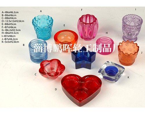 最新玻璃蜡烛台,喜欢浪漫的朋友抓紧了