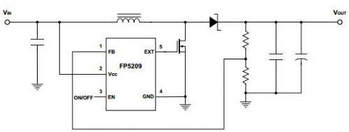 同步升压原理-同步整流升压-同步升压电路-同步升压ic