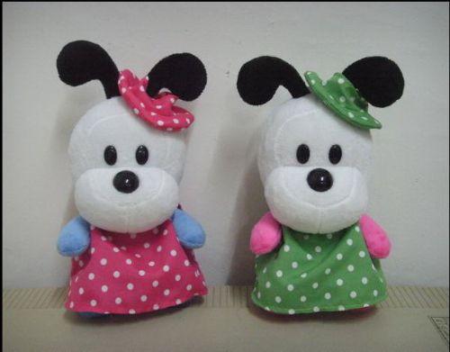 定做毛绒玩具玩偶抱枕节日礼物企业吉祥物毛绒公仔