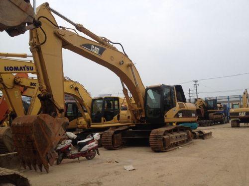 二手挖掘机市场|进口卡特330C挖掘机低价转让