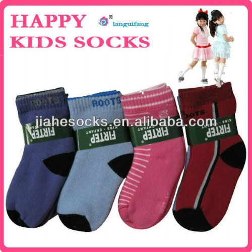 嘉和袜子织造厂家直销毛圈婴儿袜子、正品包装婴儿袜、外贸出口婴儿袜
