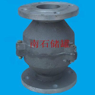 阻火器图片-铝合金防爆阻火器