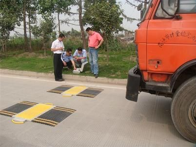 定做便携式汽车称重仪 坚固耐用 就在浙江海纳百川