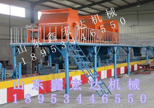绿色建筑材料生产设备FS免拆外模保温板设备