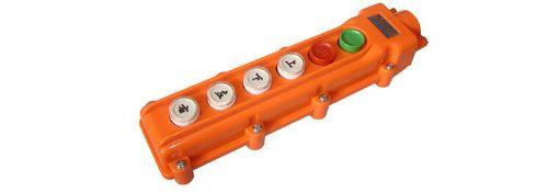 批发防水型行车按钮 COB-62起重机控制按钮开关 电动葫芦开关