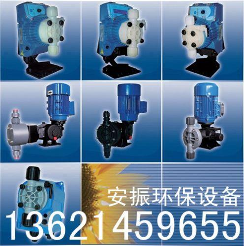 SEKO电磁计量泵PVDF泵头更耐酸碱加药泵