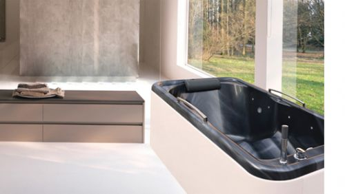 单人水疗按摩浴缸(标准方形)