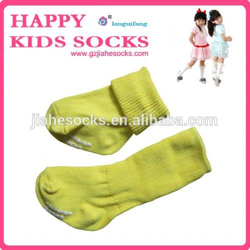 全棉防滑卡通童袜、儿童袜子 广州袜子工厂
