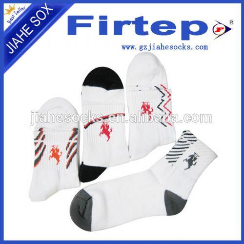純棉運動短襪