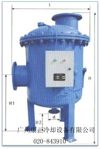 供应厂家直销康正高质量水处理器|全程综合水处理器