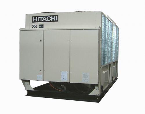 供应厂家直销日立优质螺杆式风冷冷水(热泵)机组|风冷单冷冷水机