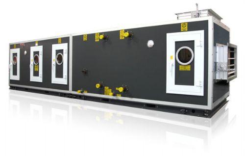 供应厂家直销天加优质中央空调末端设备|组合式空气处理机组