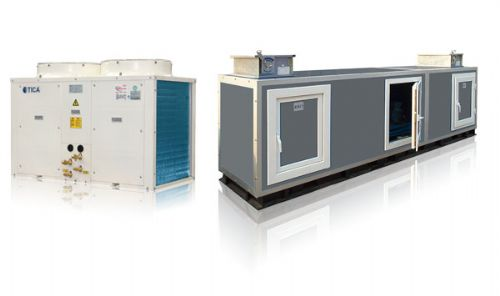 供应厂家直销天加正品中央空调设备|直膨组合式空气处理机组