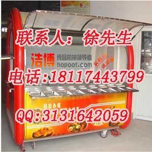 上海多功能小吃车_上海多功能小吃车厂家