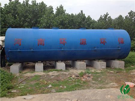 小型鸡鸭鹅养殖场污水处理设备