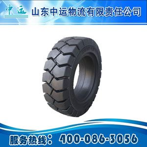 实心叉车轮胎