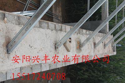 长期供应日光温室的骨架材料