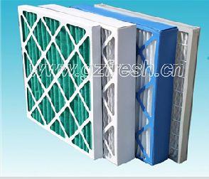 折叠板式初效过滤器